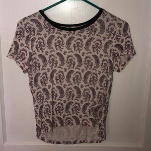 American Eagle Women's Short Sleeve Shirt